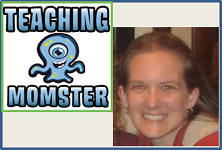 krista pic with teaching momster logo pinterest size