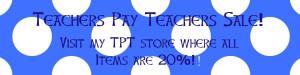 TPT sale banner