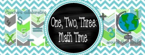 one two three math time
