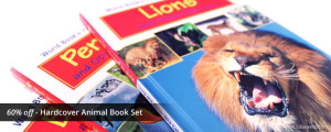 Educents animal books