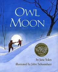 owl moon cover