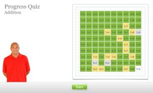 xtra math quiz