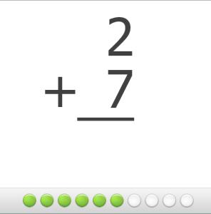 xtra math sample problem