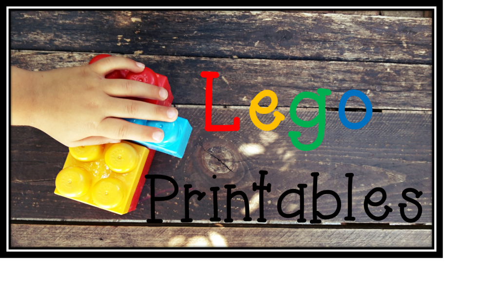 Lego Printables picture