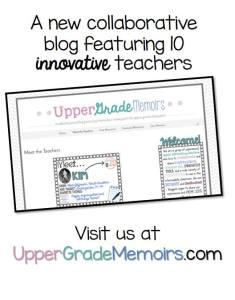 Upper Grade Memoirs