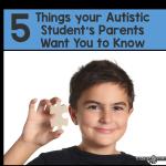 autistic student
